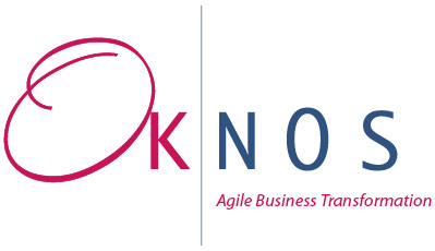 Oknos Agile Business Transformation Logo