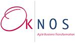 Oknos Agile Business Transformation Logo